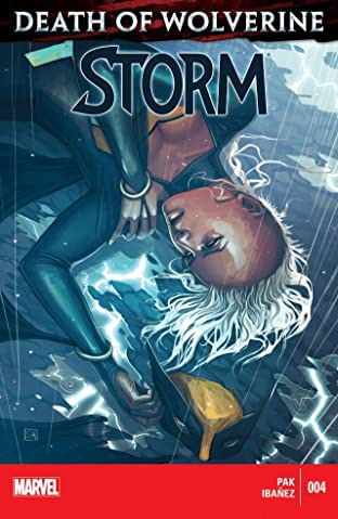 Storm (2014-2015) #4