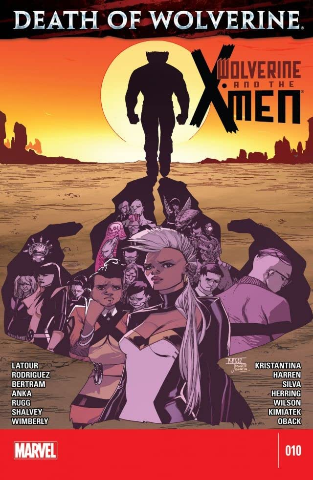 Wolverine and the X-Men (2014) #10