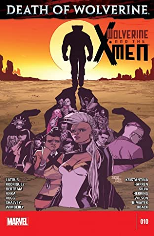 Wolverine and the X-Men (2014-) #10
