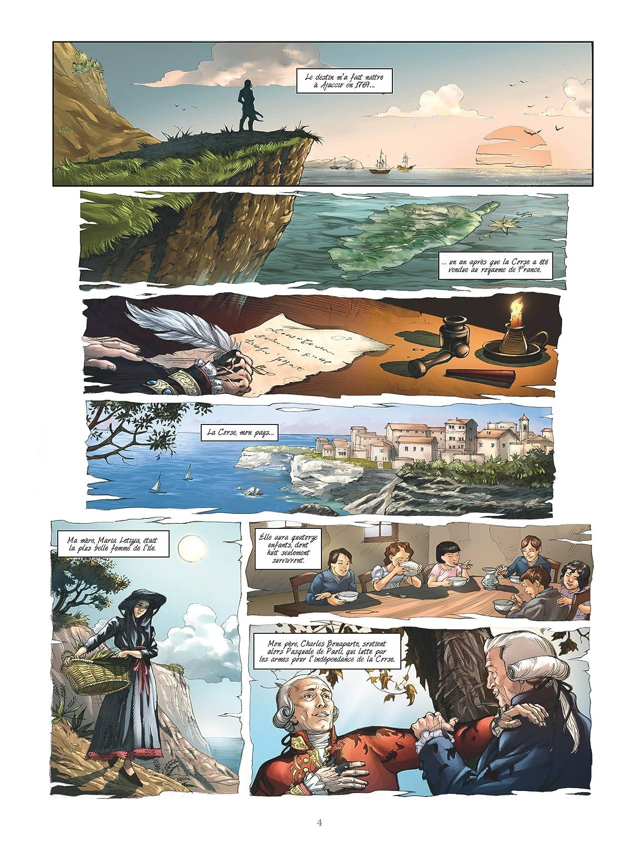 Napoléon Vol. 1