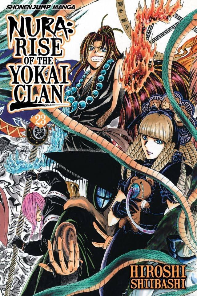Nura: Rise of the Yokai Clan Vol. 23