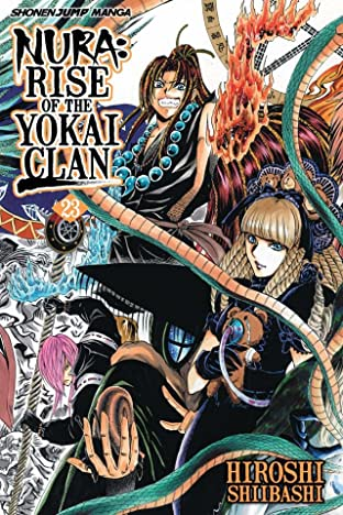 Nura: Rise of the Yokai Clan Vol. 23