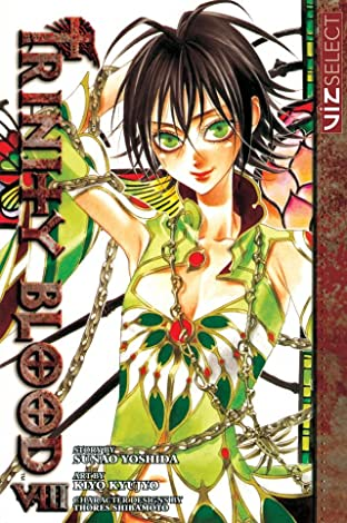 Trinity Blood Vol. 8