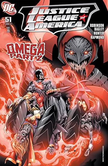Justice League of America (2006-2011) #51