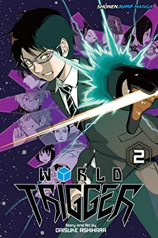 World Trigger Vol. 2