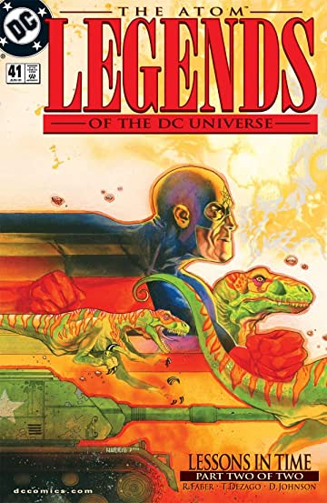 Legends of the DC Universe #41