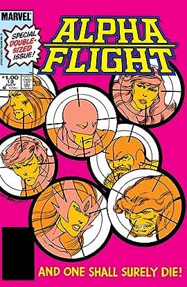 Alpha Flight (1983-1994) #12