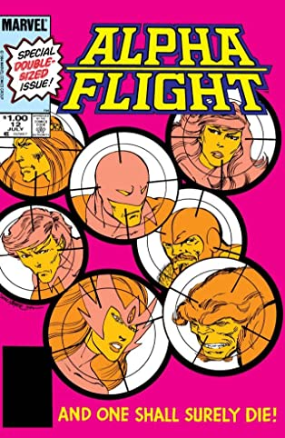 Alpha Flight (1983-1994) #12