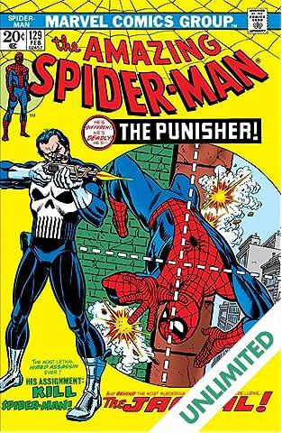Amazing Spider-Man (1963-1998) #129