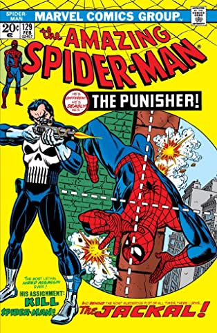 Amazing Spider-Man (1963-1998) #129