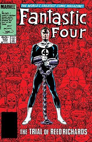 Fantastic Four (1961-1998) #262