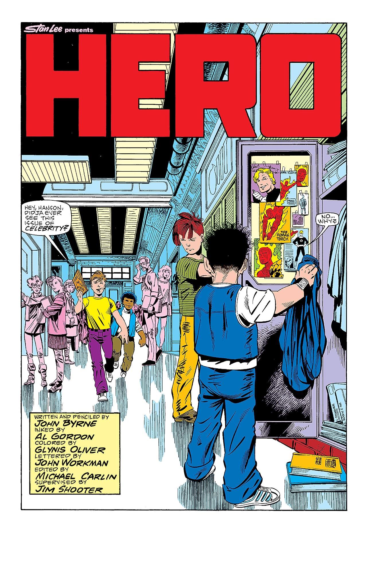 Fantastic Four (1961-1998) #285
