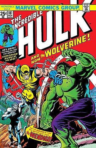 Incredible Hulk (1962-1999) #181