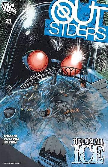 Outsiders (2007-2011) #21