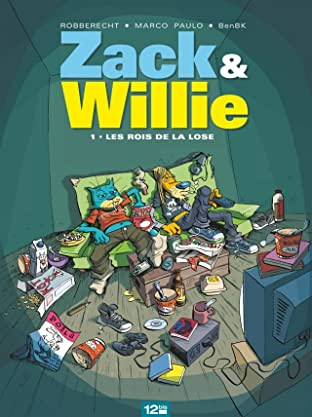 Zack & Willie Vol. 1: Les rois de la lose