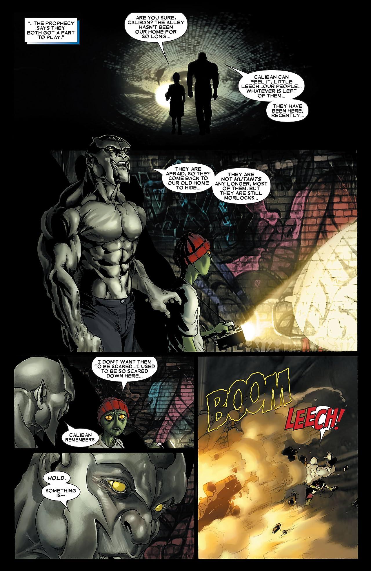 Uncanny X-Men (1963-2011) #487
