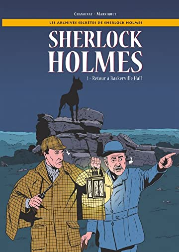 Sherlock Holmes Vol. 1: Retour à Baskerville Hall