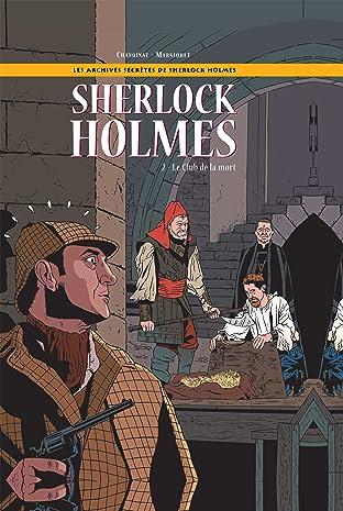 Sherlock Holmes Vol. 2: Le Club de la mort