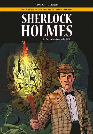 Sherlock Holmes Vol. 3: La Marque de Kâli