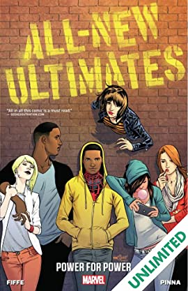All-New Ultimates Vol. 1: Power For Power
