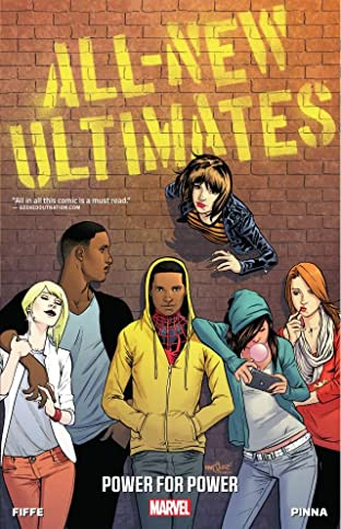 All-New Ultimates Tome 1: Power For Power
