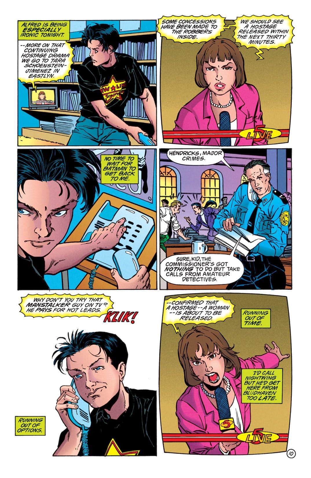 Robin (1993-2009) #45