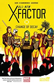 All-New X-Factor Vol. 2: Change of Decay