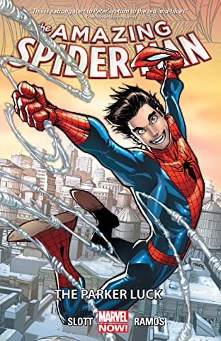 Amazing Spider-Man Tome 1: The Parker Luck