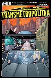 Transmetropolitan #60