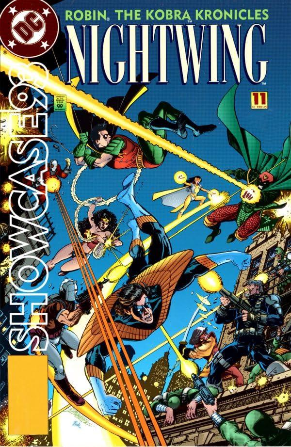 Showcase '93 #11