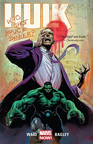 Hulk Tome 1: Banner D.O.A.