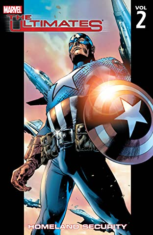 Ultimates Tome 2: Homeland Security