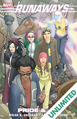 Runaways Vol. 1: Pride and Joy