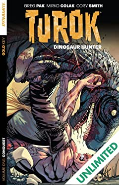 Turok: Dinosaur Hunter Vol. 1: Conquest