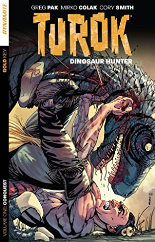 Turok: Dinosaur Hunter Tome 1: Conquest