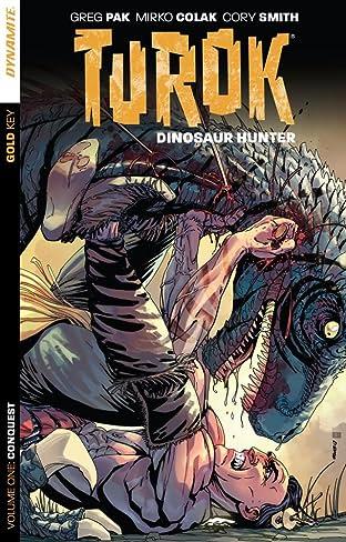 Turok: Dinosaur Hunter Tome 1: Conquest