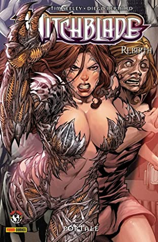 Witchblade - Rebirth Vol. 2: Portale