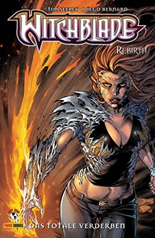 Witchblade - Rebirth Vol. 3: Das totale Verderben