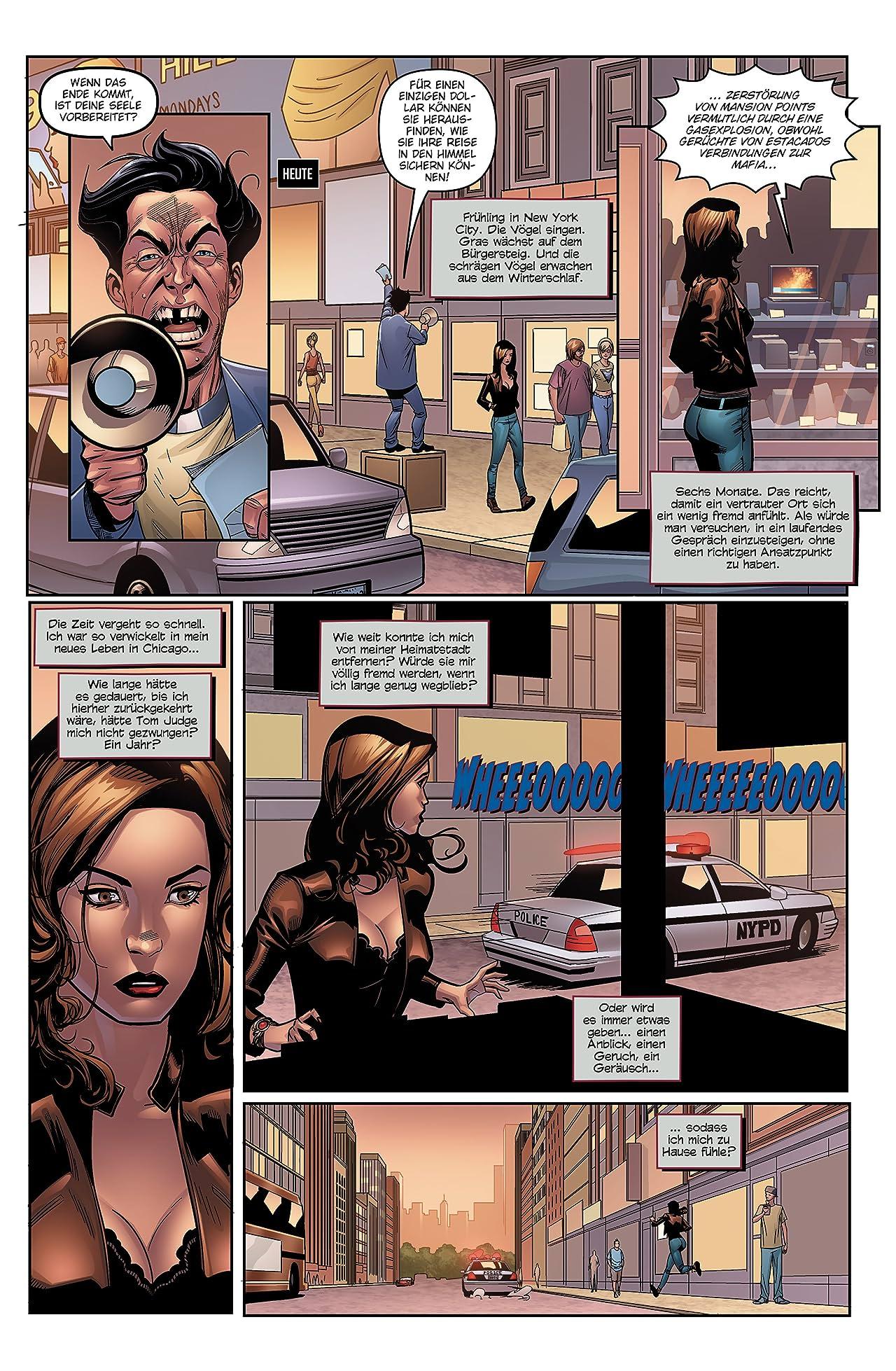 Witchblade - Rebirth Vol. 3: Das totale Verderben