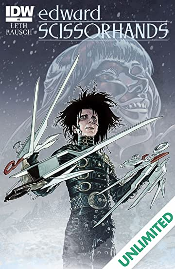 Edward Scissorhands #1