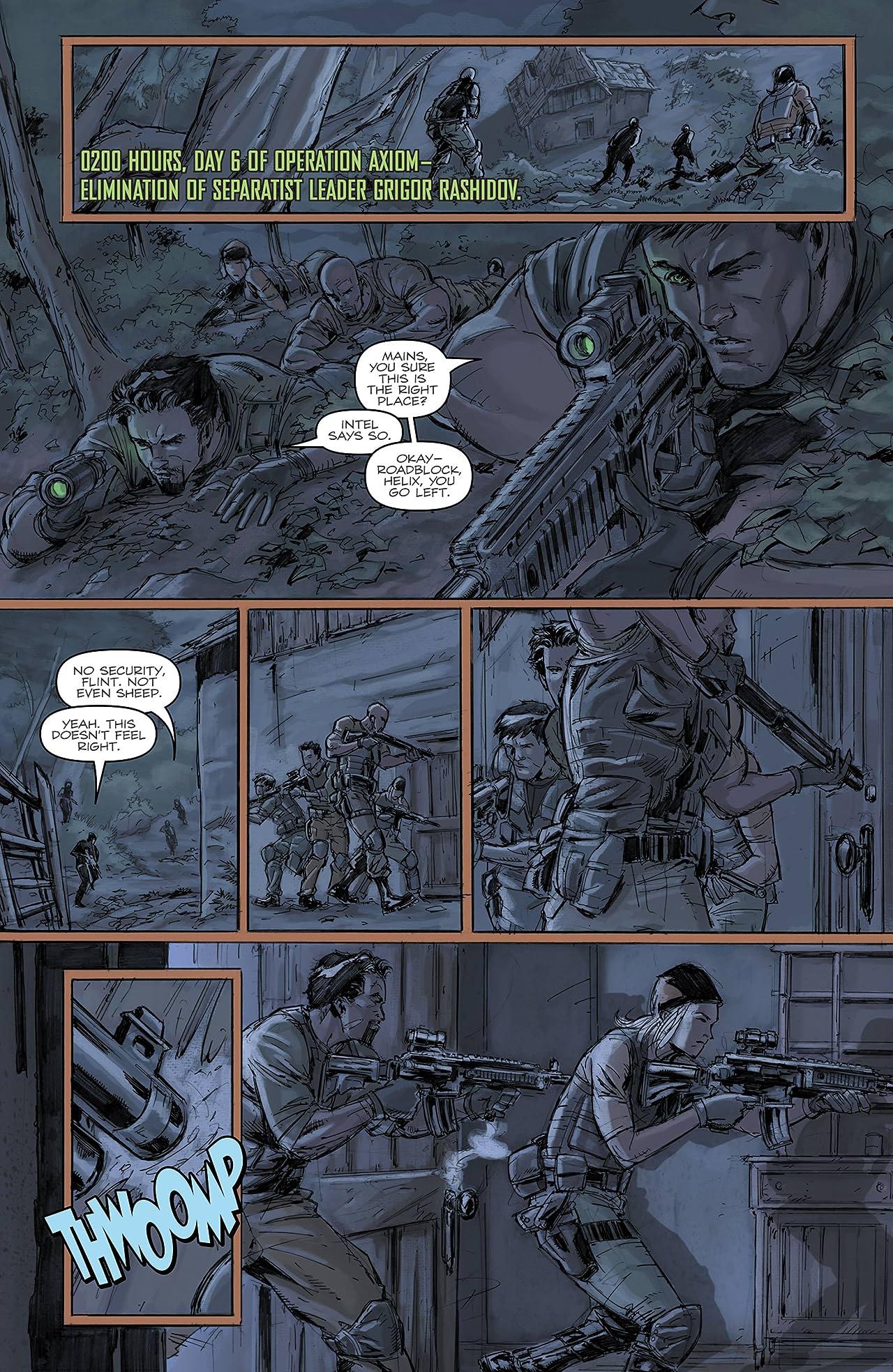 G.I. Joe (2014-2015) #2