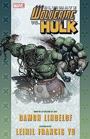 Ultimate Comics Wolverine vs. Hulk
