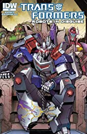 Transformers: Robots In Disguise (2011-2016) #34