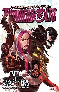 Thunderbolts by Warren Ellis Vol. 1: Faith in Monsters