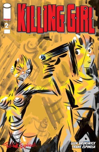 Killing Girl #2 (of 5)