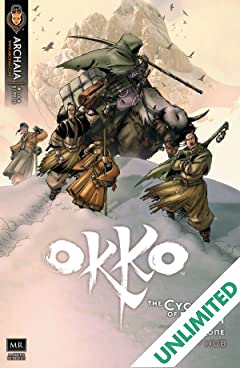 Okko: The Cycle of Earth #1 (of 4)