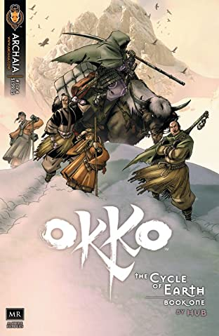 Okko: The Cycle of Earth #1