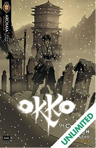Okko: The Cycle of Earth #2 (of 4)