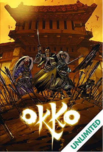 Okko: The Cycle of Earth #3 (of 4)