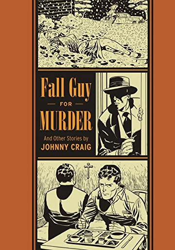 Fall Guy For Murder and Other Stories